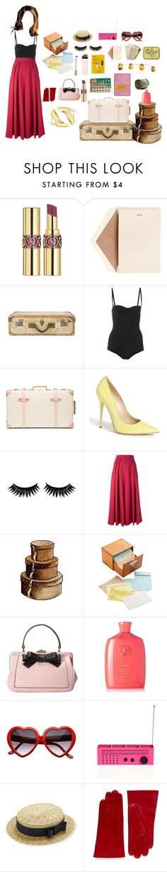 """Untitled #199"" by yanadevilla ❤ liked on Polyvore featuring Dempsey & Carroll, Gypsy, Jayson Home, Dolce&Gabbana, Globe-Trotter, Jimmy Choo, Boohoo, Antonio Marras, Louis Vuitton and Chronicle Books"