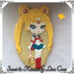 Princesa Serena de Sailor Moon