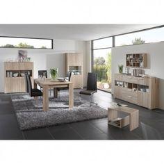 Tavola Canadian Oak Display & Dining Room Collection - Living Room Collection - Living Room Furniture.£1,510.37