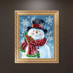 Home & Garden Arts,crafts & Sewing Diamond Painting Cross Stitch Kits Snowman Winter Christmas Angel Girl Baby Room Living Room Home Hotel Office Shop Deco