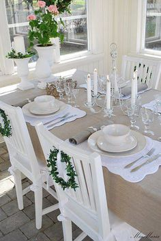 Kitchen table - country house