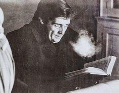 "Jason Miller en ""El Exorcista"", 1973"