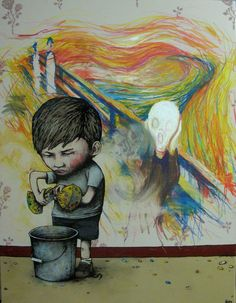 Dran (The French Banksy)