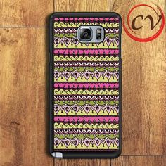 Pattern Samsung Galaxy Note 5 Case