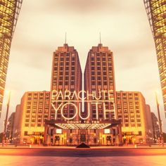 Parachute Youth   Can't Get Better Than This - Pre-Order Now!