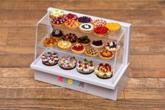 Miniatures Assortments of Fruit Tart♡ ♡  by GlobalMiniatures
