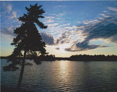 Grundy Lake Provincial Park -Picnic Island (Photo Credit:  Mike Slywchuk)