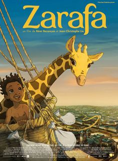 Fiche pédagogique - Zarafa - Film d'animation - Niveau - À partir d'un niveau débutant et élémentaire - Enseigner le francais langue étrangè...