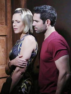 Episode # 12866..Nicole and Dario hide in the closet while Kate receives a visit from Phillip..