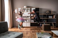#vox #meble #ściana #balance #drzwi #modus #custom #salon #pokuj #livingroom #kreatywnewnetrze #wnetrze #wnętrza   #interior #interiorDesign Decor, Furniture, Bookcase, Home, Buffet Furniture, Shelves, Home Decor, Room