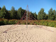 Otetaan hiekkalelut mukaan!: Meri-Toppilan keskusleikkipuisto
