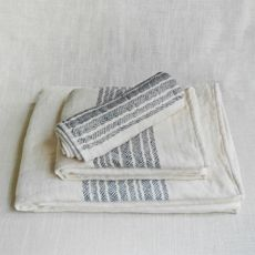 Japanese indigenous linen industry for a clean green home
