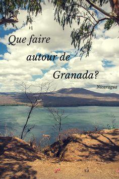 Volcan, marchés d'artisanats et cuisine locale, un aperçu des activités possibles autour de Granada au Nicaragua.
