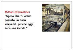 Il Trenino Roma Lido: @OstiaTv, #RomaLido: pendolari disperati tra corse saltate e le 'verità' dell'Atac