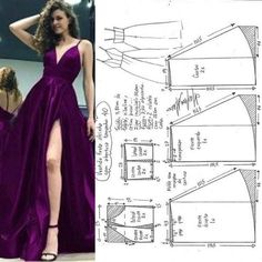 dressmaking patterns sewing ideas dress 15 15 Ideas Sewing Dress Patterns DressmakingYou can find Dress sewing patterns and more on our website Sewing Dress, Diy Dress, Sewing Clothes, Diy Clothes, Make Dresses, Diy Simple Dress, Long Dresses, Girls Dresses Sewing, Long Gowns