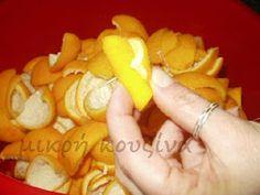μικρή κουζίνα: Γλυκό κουταλιού νεράντζι-Αρωματική ζάχαρη με νεράντζι Blog, Blogging