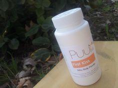 Silky Body Powder  Natural Deodorant  Plumeria Ocean by PuurBody