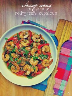 69 best bangladeshi recipes images on pinterest in 2018 shrimp curry with red green capsicum bell peppers bangladeshi recipe spicy forumfinder Image collections