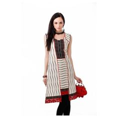 Cotton Kurti for Rs 681/- only www.celebstall.com