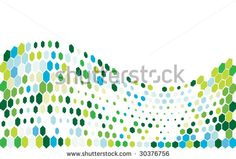 Mosaic background by Pavel Eltsov, via ShutterStock at the botton of every slide a a wavy border in solid or multi color