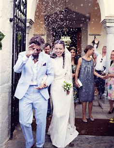 The 10 Most Stylish Stone Fox Brides l The Modern Bride and Groom