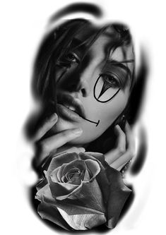 Skull Girl Tattoo, Girl Face Tattoo, Girl Arm Tattoos, Body Art Tattoos, Indian Tattoo Design, Clock Tattoo Design, Half Sleeve Tattoos Designs, Tattoo Designs, Atlas Tattoo