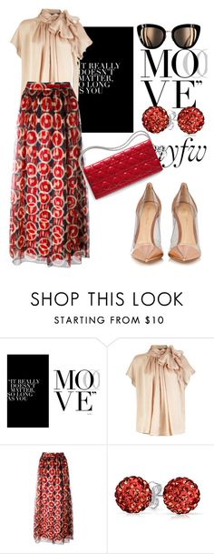 """NY"" by omahtawon ❤ liked on Polyvore featuring Marc Jacobs, Bling Jewelry and Gianvito Rossi"