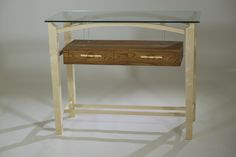 'Arched side board with hanging draws', Edinburgh- Angus Bennett, Angus Bennett Furniture