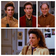 Seinfeld George And Jerry