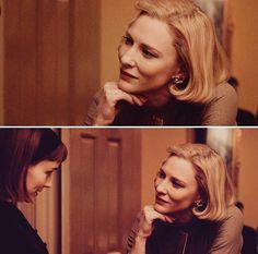 Rooney Mara and Cate Blanchett 💋 Cate Blanchett Carol, Rooney Mara, Star Wars, Vogue, Film Serie, The Victim, Film Stills, Look At You, Beautiful Actresses