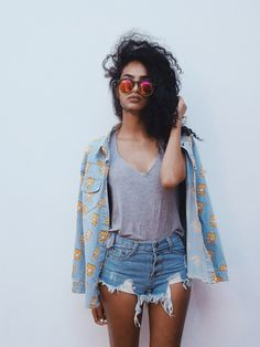 Look do dia Look Fashion, Girl Fashion, Fashion Outfits, Womens Fashion, Cute Summer Outfits, Casual Outfits, Cute Outfits, Summer Looks, Well Dressed