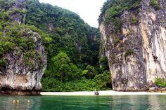 3 days in krabi - island