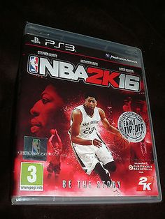 Nba 2k16 #basketball game #playstation 3 ps3 new #sealed,  View more on the LINK: http://www.zeppy.io/product/gb/2/201473935130/