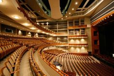 Long Center for the Performing Arts Design Interior #austin #setmeflee #travel