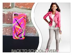 Back to school tween