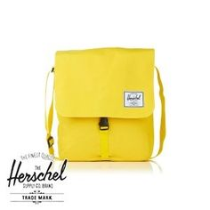 eBay 【セカイモン】- 鞄 > Herschel Supply Scottie Mens Messenger Bag - Canary: 海外オークション