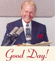 "Paul Harvey was born and raised in Tulsa, OK. Harvey was once presented an award as ""the man who contributed most toward preserving the American way of life."" And now you know the rest of the story."