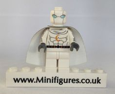 Moon Knight Lumbrax Studios Custom Minifigure - Minifigures.co.uk