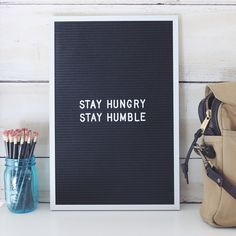 Stay hungry, stay humble // ´X°