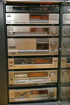 Jvc - Akustik ve Ses Yalıtımı Home Theater Sound System, Home Theatre Sound, Hifi Stereo, Hifi Audio, Hi Fi System, Audio System, Recording Equipment, Audio Equipment, Radios