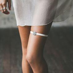 Bridal Garter - Liberty - Bridal Trousseau