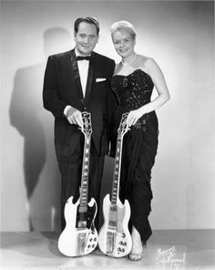 Les Paul and Mary Ford, via Flickr.