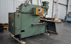 PEDDINGHAUS 150 TON CNC SINGLE END PUNCH