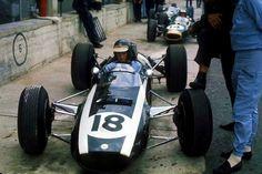 1965 GP Włoch (Monza) Cooper T77 - Climax (Jochen Rindt)