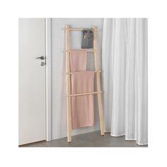 IKEA VILTO Towel stand 56x150 Birch