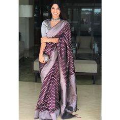 56 Best Saree Design Ideas For 2020 Net Saree Designs, Pattu Saree Blouse Designs, Saree Blouse Patterns, Blouse Designs Silk, Net Saree Blouse, Indian Fashion Dresses, Dress Indian Style, Indian Designer Outfits, Indian Outfits