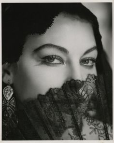 Ava Gardner by George Hoyningen-Huene...beautiful!