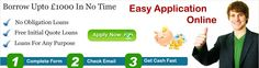 Easy Cash Loans :: You can have access to the advances instantaneously