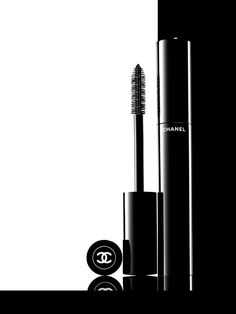 Le-Volume-de-Chanel-mascara. Best mascara I ve ever used.  Makes your lashes so full and thick.