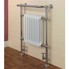 Elizabeth Traditional Heated Towel Rail now only £179.99 from Victoria Plumb